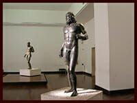 Guida Turistica di Reggio Calabria by Guest House Via Marina Bronzi di Riace Bronzes Warriors
