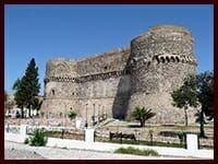 Castello Aragonese castle Guest House Via Marina Reggio Calabria