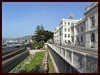 Greek Walls and Roman Baths Guest House Via Marina Reggio Calabria