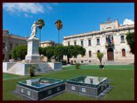 Piazza Italia scavi Reggio Calabria