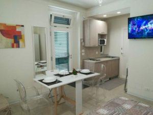 guest house via marina reggio calabria zona cucina