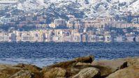 Fenomeno Fata Morgana a Reggio Calabria sullo Stretto di Messina