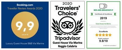 Guest House Via Marina Awards Premi Reggio Calabria Booking Tripadvisor B&B